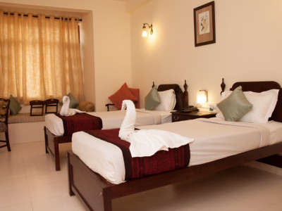 Deluxe Room Singrauli Palace