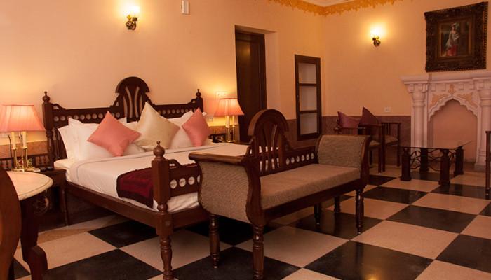 Maharaja Suite / Maharani Suite