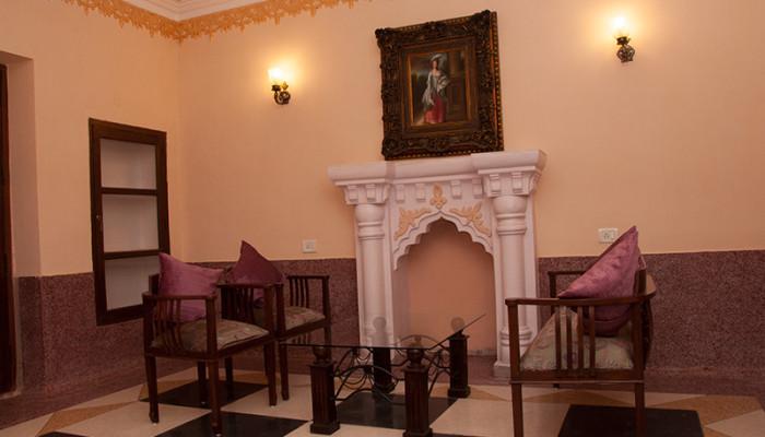 Maharaja Suite Singrauli Palace